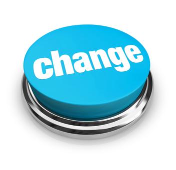 change gomb