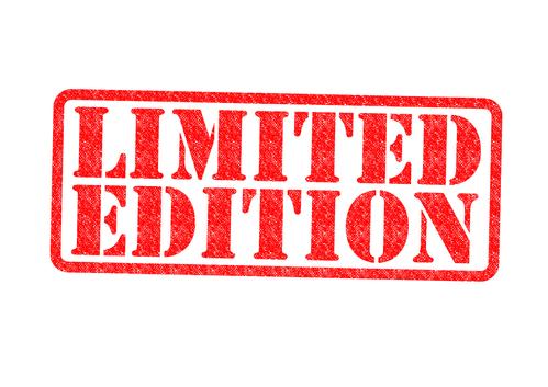 limitált kiadás